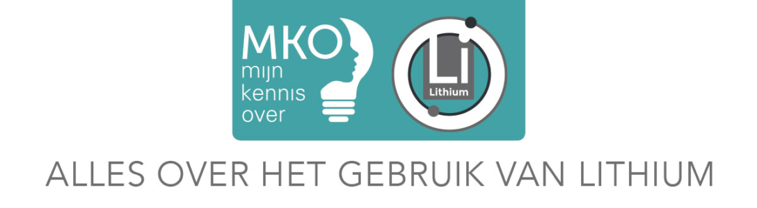 Mijn kennis over lithium